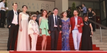 Cannes audience's thunderous applause for The High Sun